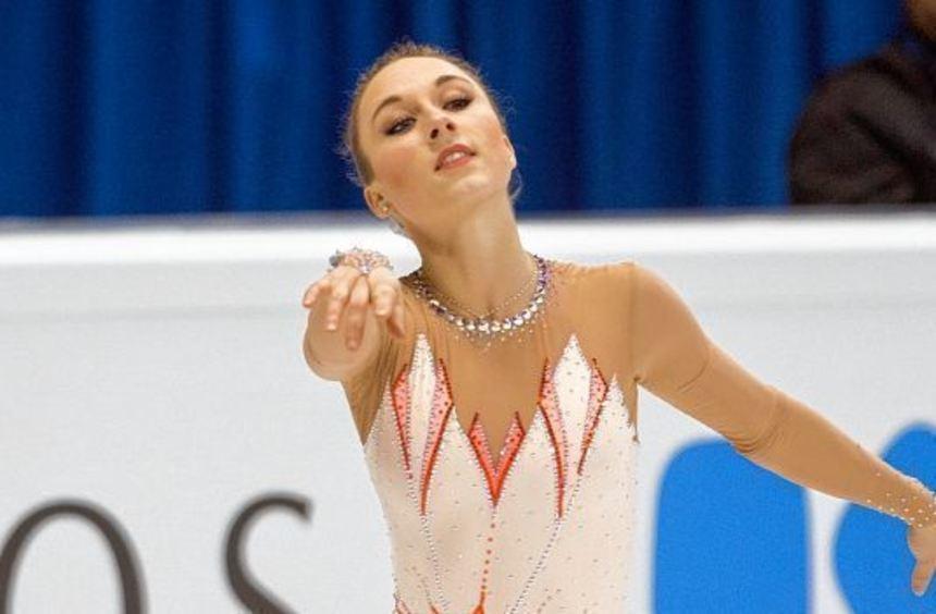 Nathalie Weinzierl war mit ihrem siebten Platz bei der EM in Bratislava zufrieden.
