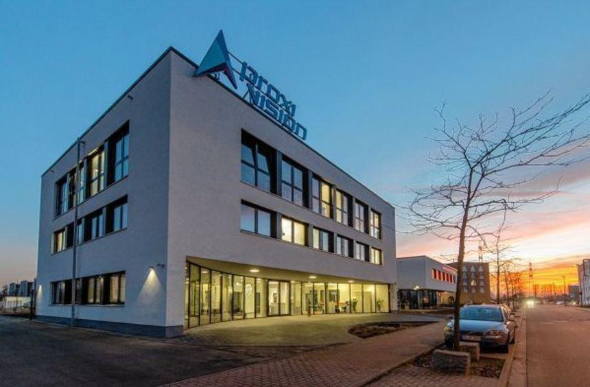In den neuen Unternehmenssitz an der Bensheimer Stubenwaldallee hat ProxiVision rund acht Millionen ...