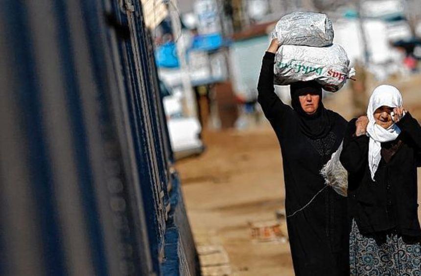 EU-Parlamentarier haben in der Türkei Flüchtlingseinrichtungen besucht - und wurden positiv ...