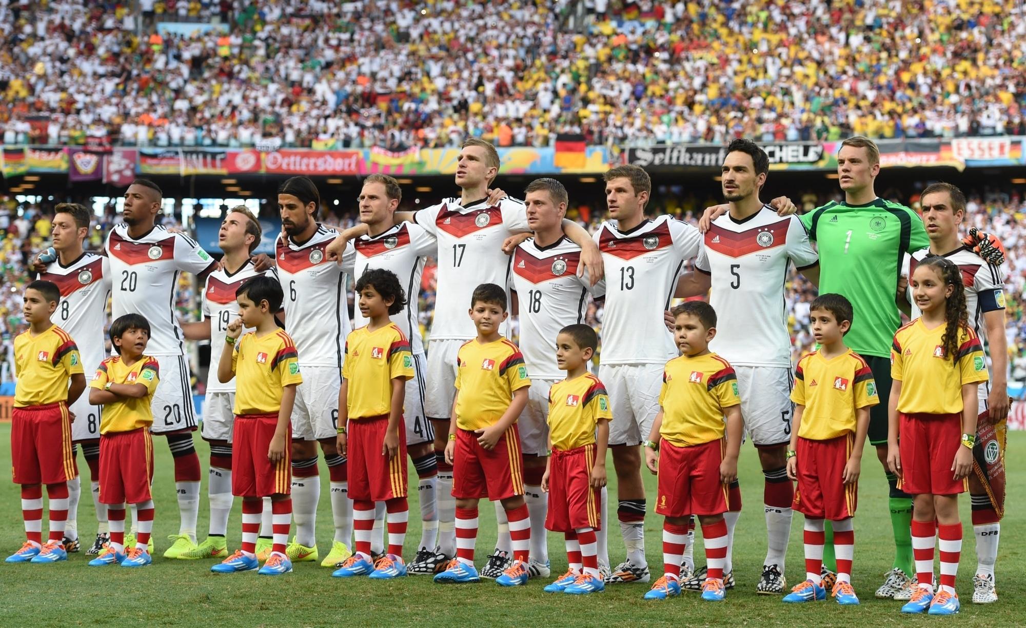 deutschland fussball spiele