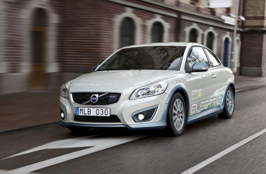 Mit dem Elektro-C30 will Volvo vor allem Erfahrungen sammeln