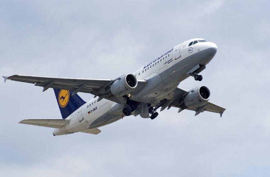 Die Lufthansa landet im Ranking des Clubs Mobil in Deutschland auf Rang drei