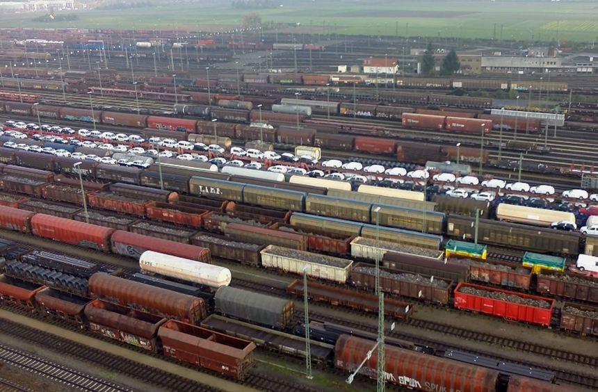 Bahn Streik In Mannheim Mannheimer Morgen Mannheimer