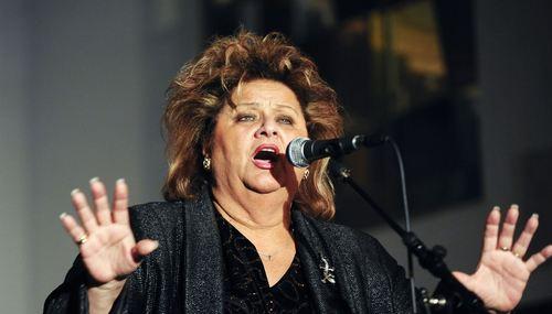 Mächtige Stimme: Joy Fleming ist eine Sängerin mit gewaltiger Bühnenautorität, hier bei einem ...