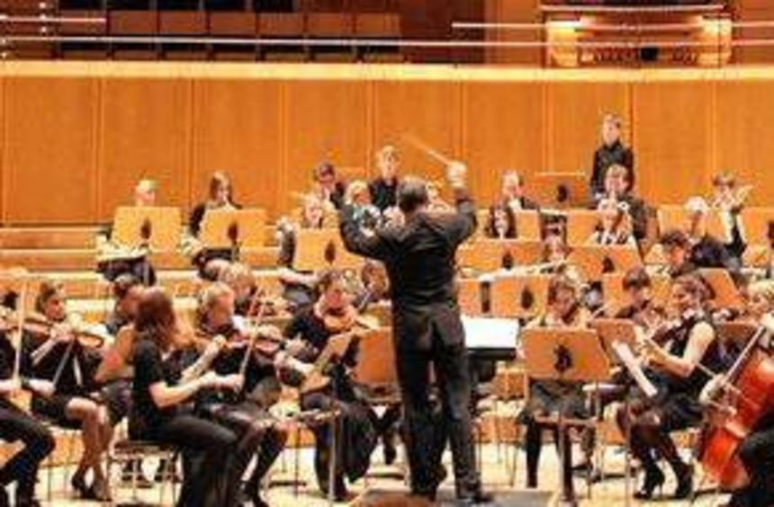 Das symphonische Jugendorchester Bamberg gastiert am 16. März in Weikersheim.