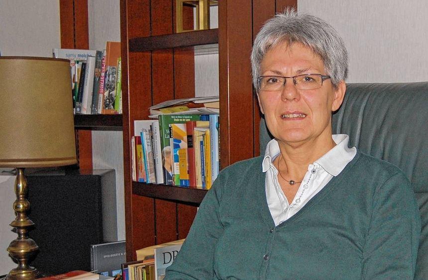 Silvia Klee will am Sonntag, 16. März, die neue Bürgermeisterin der Marktgemeinde Kreuzwertheim ...