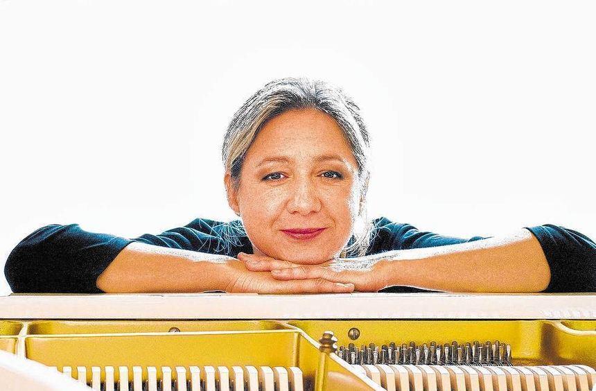 Ragna Schirmer gibt am Freitag ein Klavierkonzert im Kurfürstensaal.