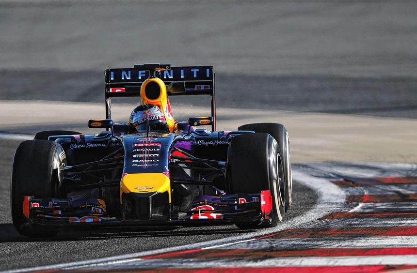 Sebastian Vettel konnte deutlich weniger Testkilometer abspulen als die Konkurrenz.