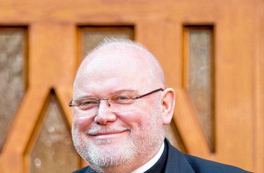 Der Münchner Kardinal Reinhard Marx, ein gebürtiger Westfale, ist das neue Gesicht der katholischen ...