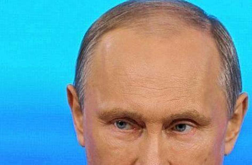 Wladimir Putin muss kein Einreiseverbot befürchten.