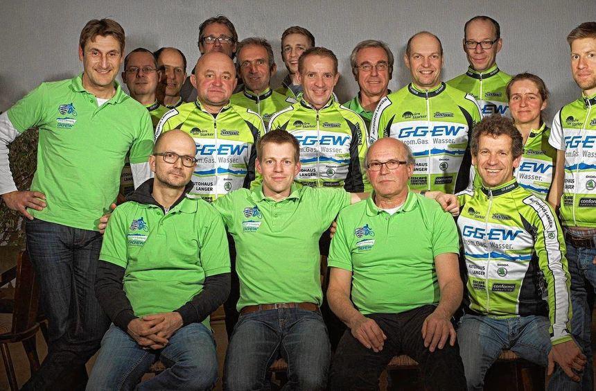 Die Radsportabteilung der SSG Bensheim sieht sich im Aufwind.