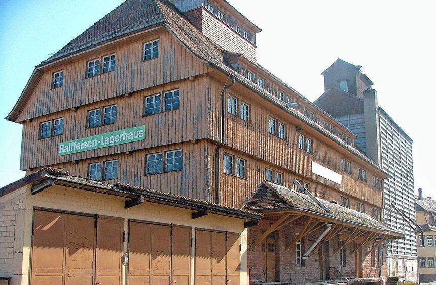 Das ehemalige Raiffeisen-Lagerhaus in Reicholzheim wird abgerissen. Der Ortschaftsrat stimmte einem ...