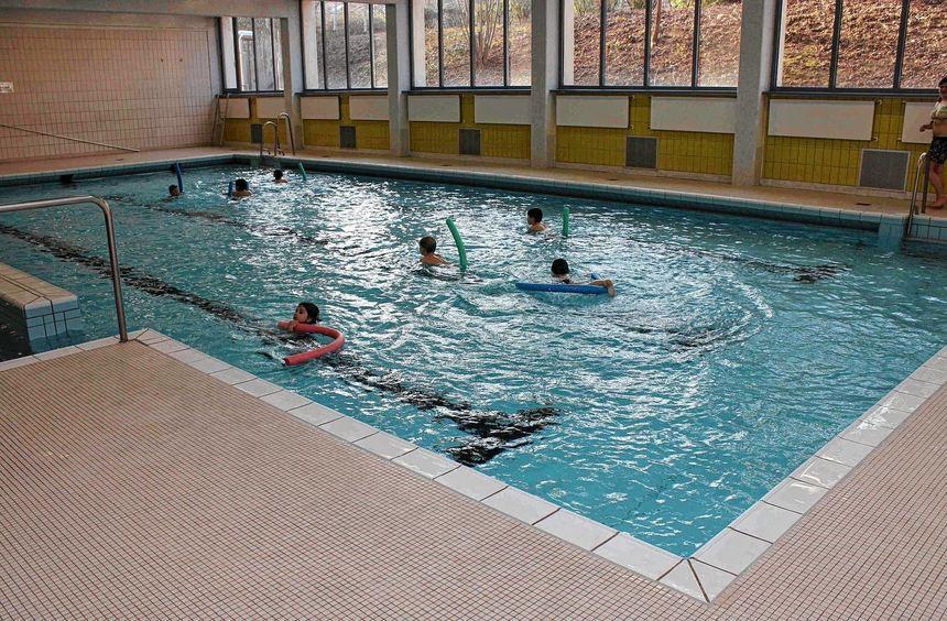Das Lehrschwimmbecken in der Pestalozzi-Schule gehört nach einer grundlegenden Sanierung der ...