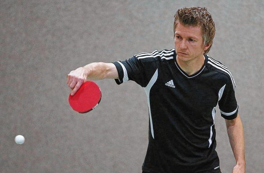 Michael Gerlich sorgte gegen Primus Heidelberg zwar für das zwischenzeitliche 4:0, am Ende musste ...