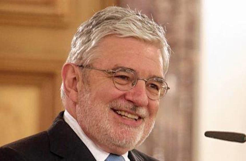 Erhielt das Bundesverdienstkreuz: IDS-Chef Ludwig M. Eichinger.