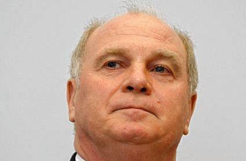Hat mindestens 27,2 Millionen Euro hinterzogen: Uli Hoeneß.