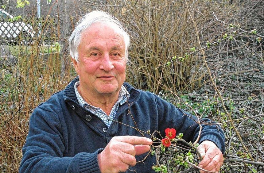 Seinen 70. Geburtstag feiert heute in Bad Mergentheim Tillmann Zeller. Der Oberlandwirtschaftsrat ...