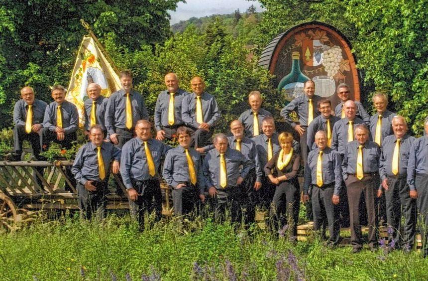 Der Männergesangverein Liederkranz Dittwar feiert in diesem Jahr sein 150-jähriges Bestehen.