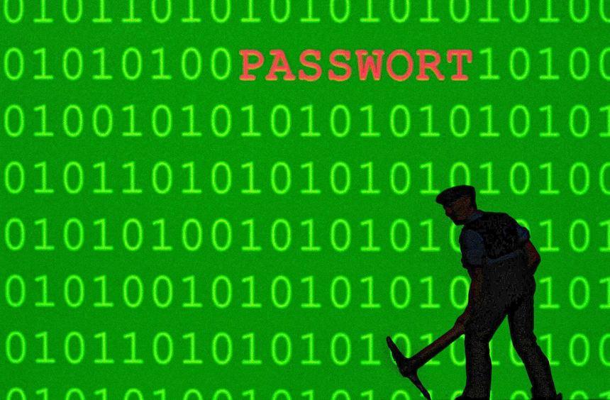 Mit einem gestohlenen Passwort können Hacker großen Schaden anrichten.