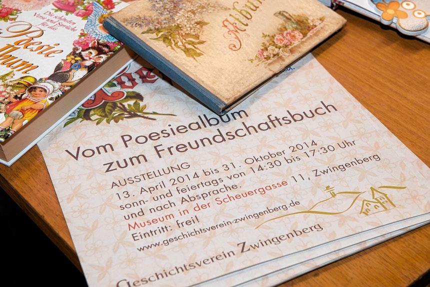 Weisheiten Und Schlaue Sprüche Im Poesiealbum Bergsträßer