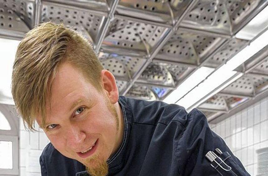 Michael Szofer ist seit April 2013 Küchenchef der Kurfürstenstube.
