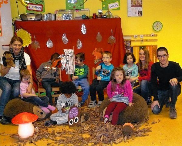 Mit Igel Gruppe Singen Spielen Und Von Ihr Lernen Stadtteile Mannheim Morgenweb
