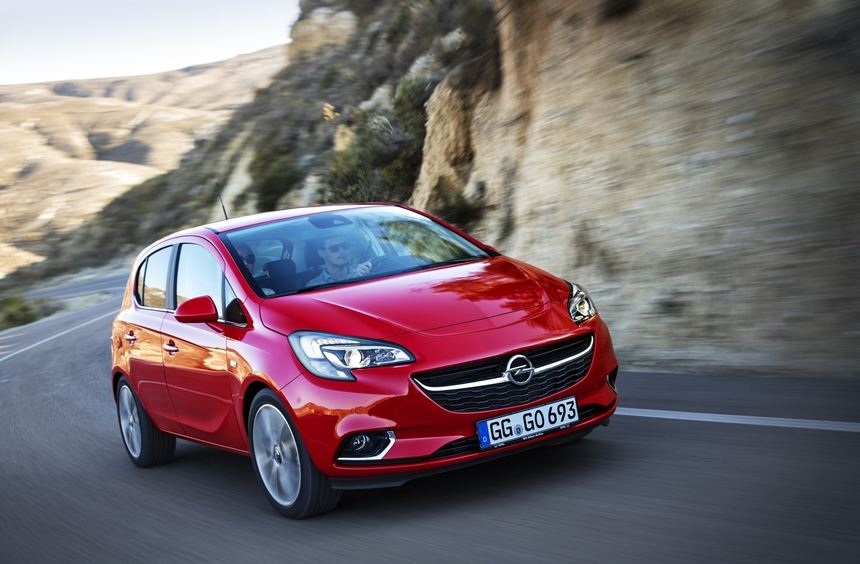 Opel legt den Corsa neu auf