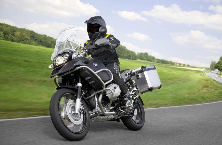 BMW bleibt Marktführer bei Motorrädern