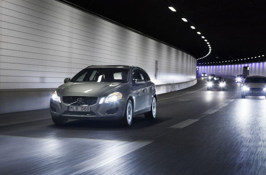 Volvos Öko-Kombi ist der erste Plug-in-Dieselhybrid auf dem Markt
