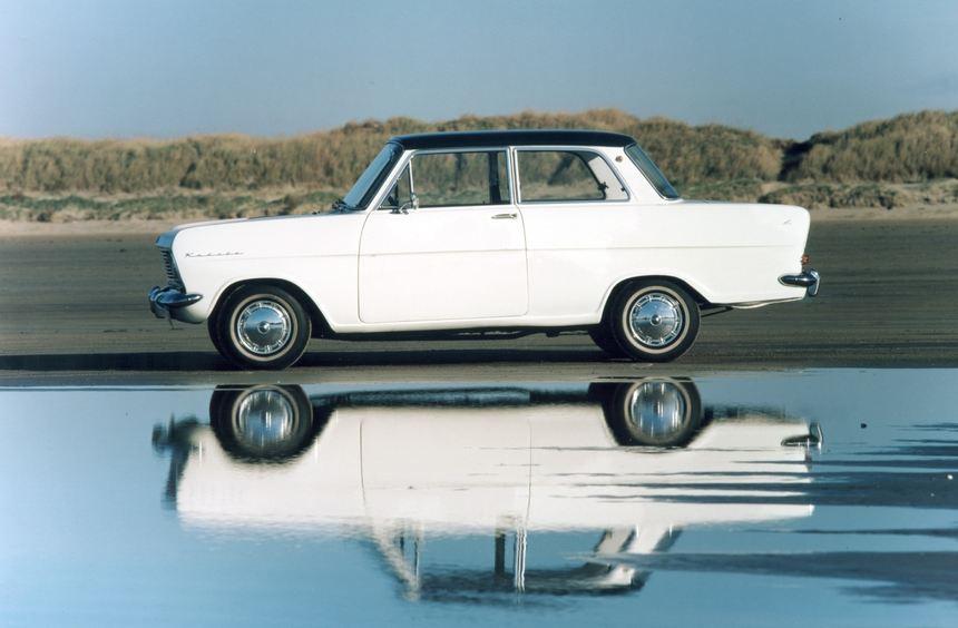 Der Opel Kadett sollte vor 50 Jahren dem Käfer Paroli bieten