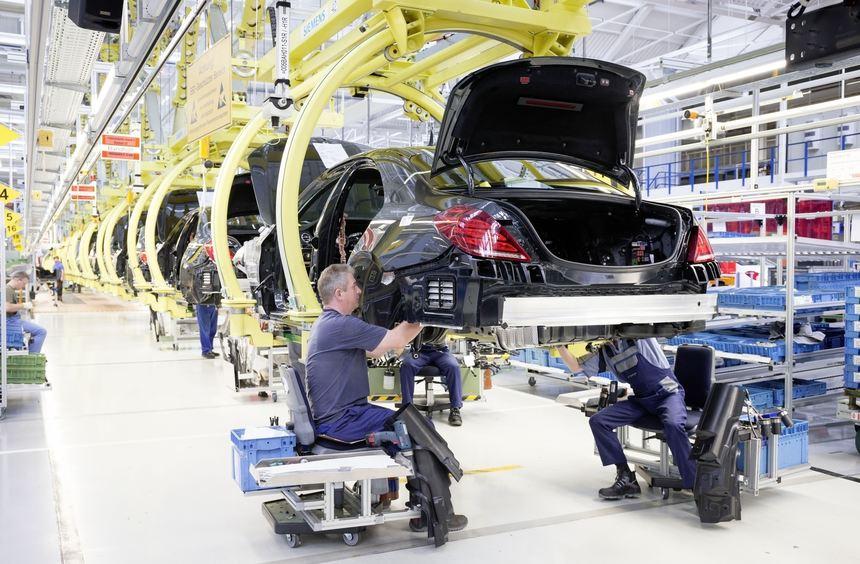 In den USA werden in diesem Jahr deutlich mehr deutsche Autos gebaut