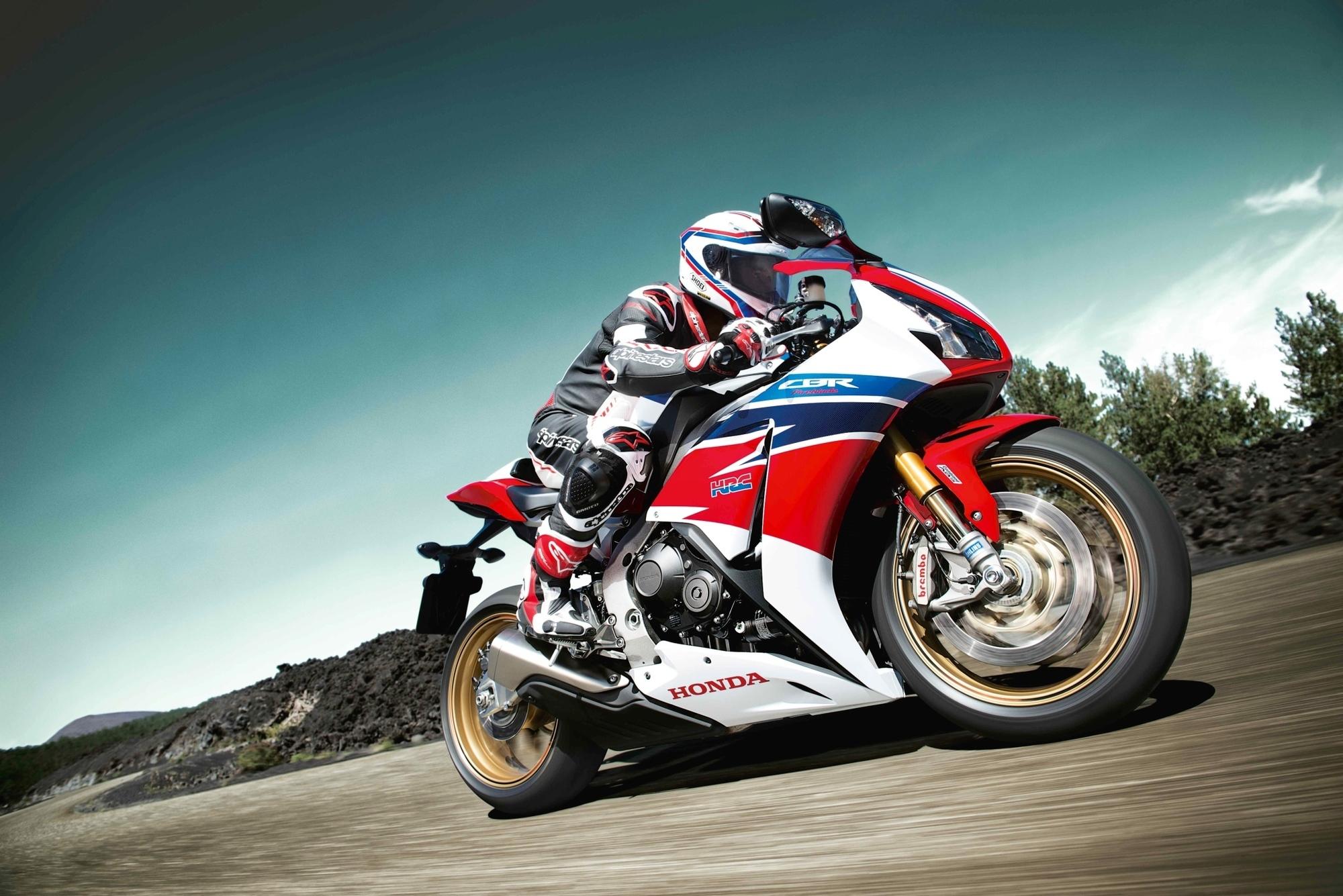 Test: Honda CB 1000 RR Fireblade SP - Straßen-Racer mit Manieren