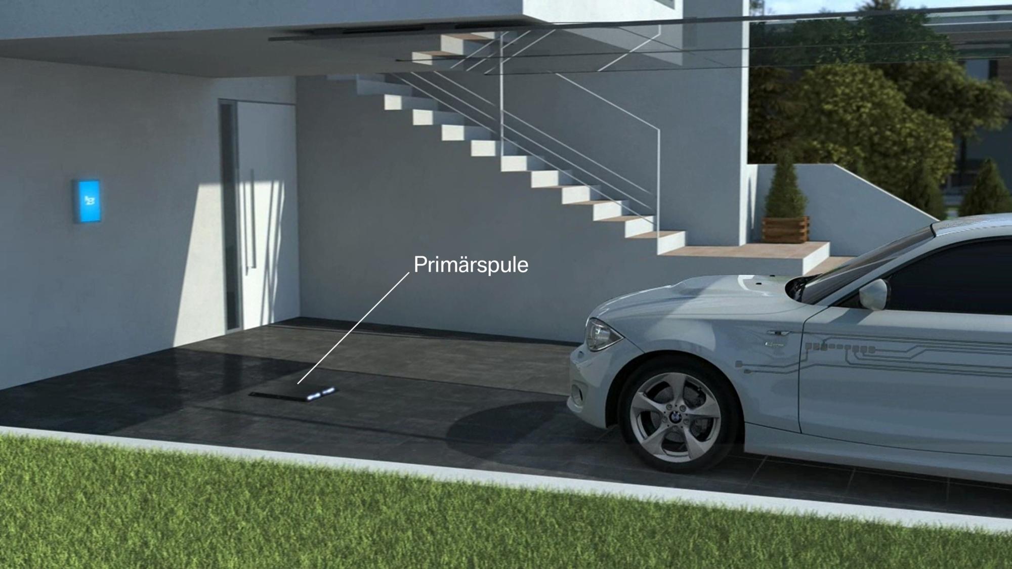 Induktives Laden bei Daimler und BMW - Kabellos in die Zukunft