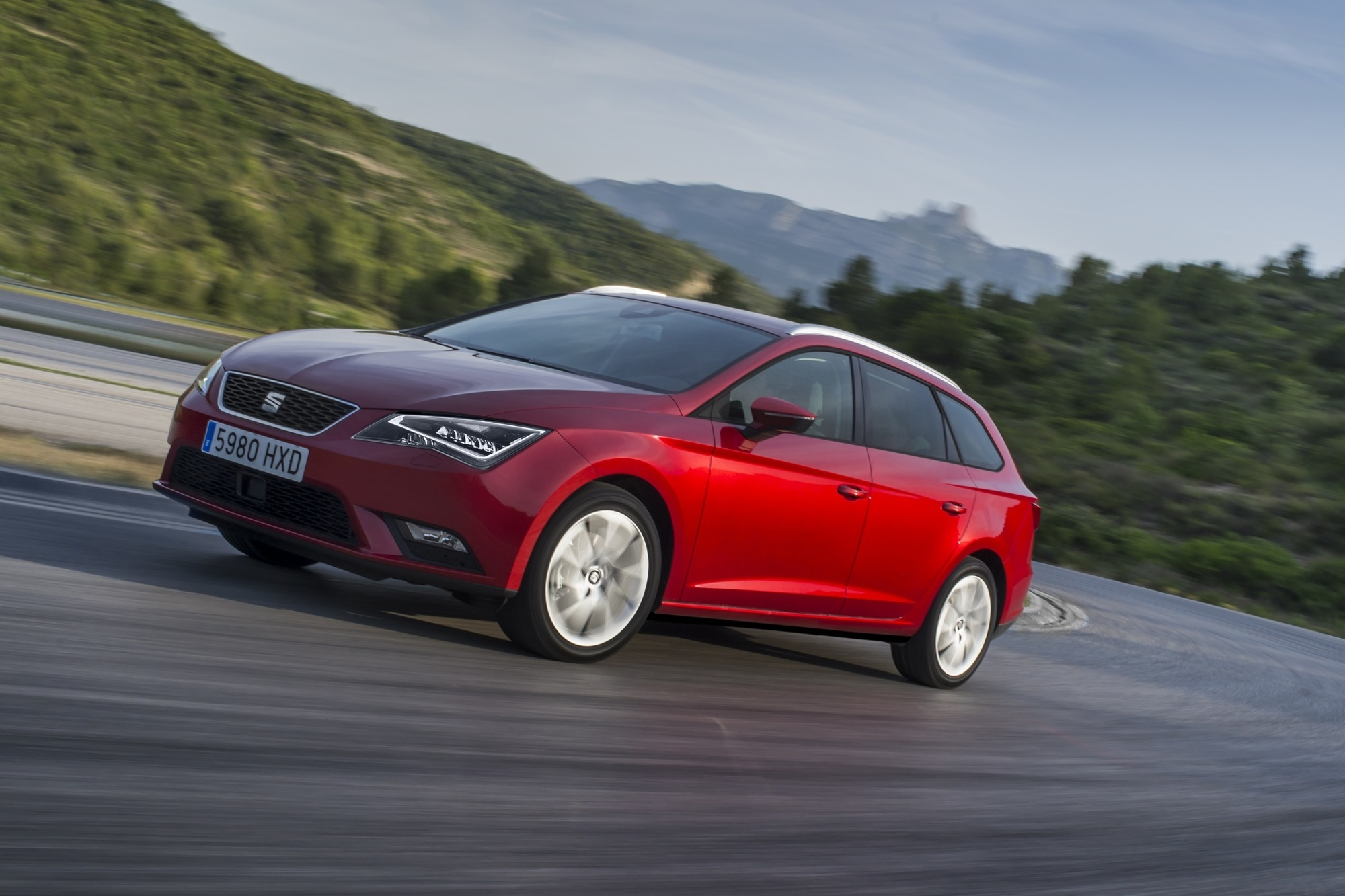 Fahrbericht: Seat Leon ST 4drive - Grip-Tuning