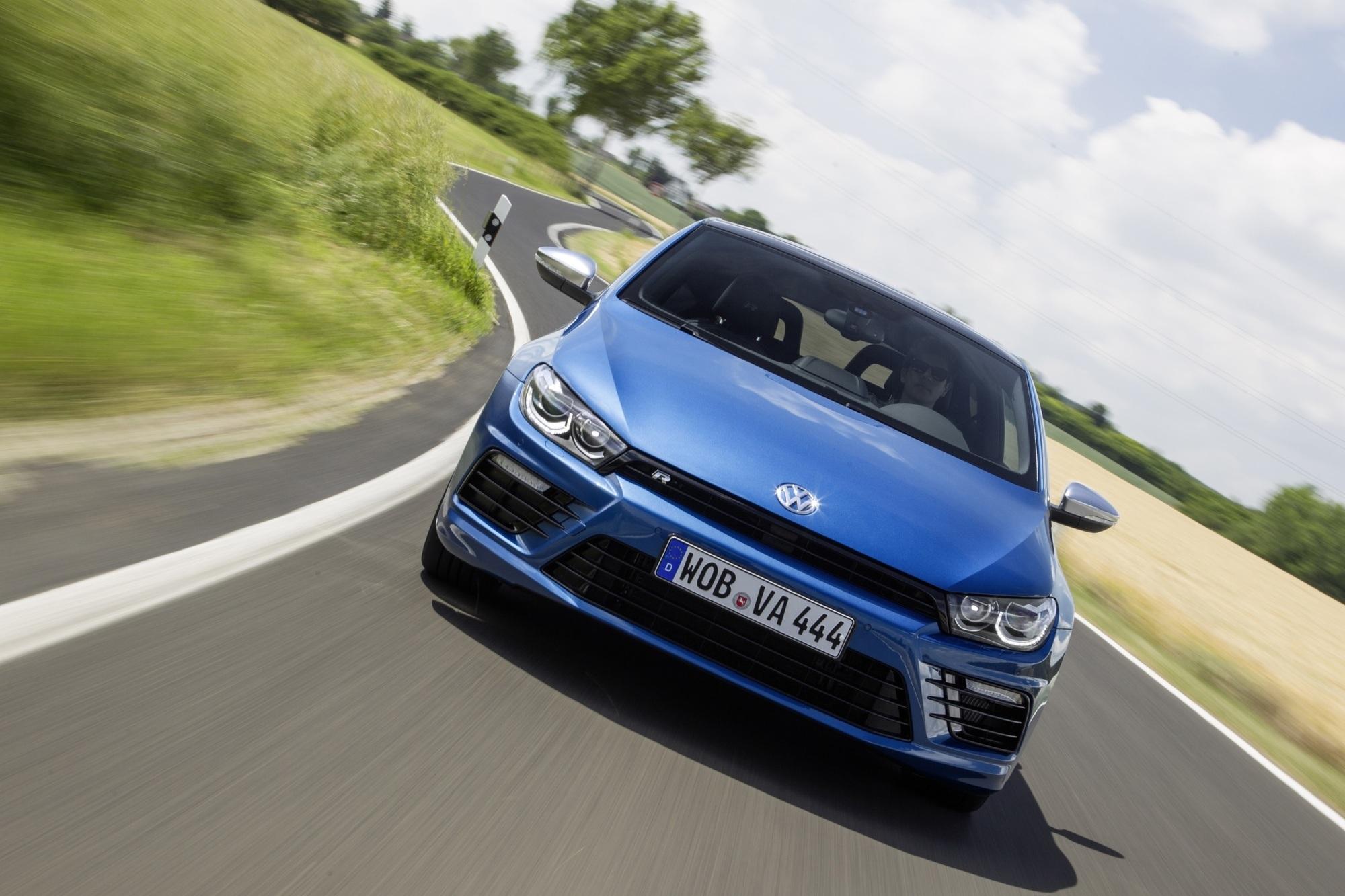 Fahrbericht: Volkswagen Scirocco - Zwei Türen zum glücklich sein
