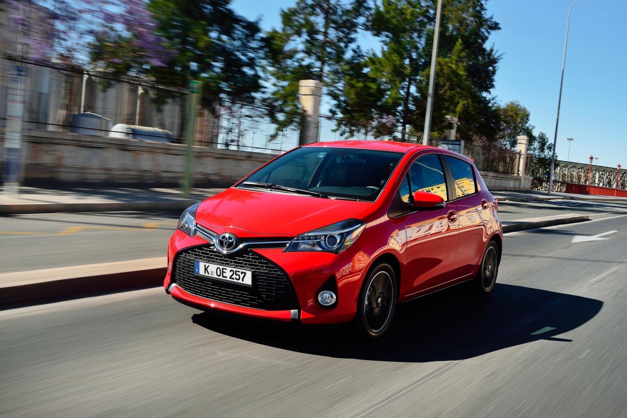 Fahrbericht: Toyota Yaris - Für Herz und Verstand