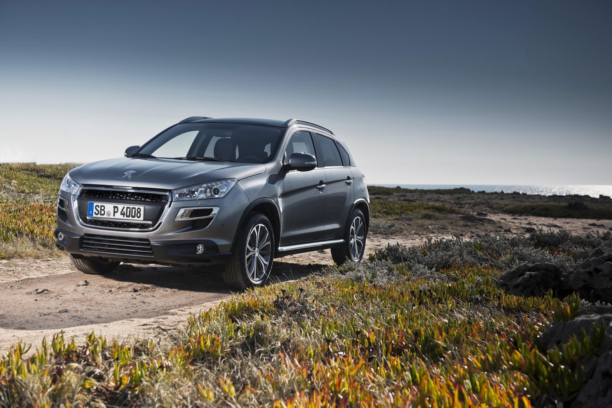 Test: Peugeot 4008 - Durchschnitt hinter schicker Fassade
