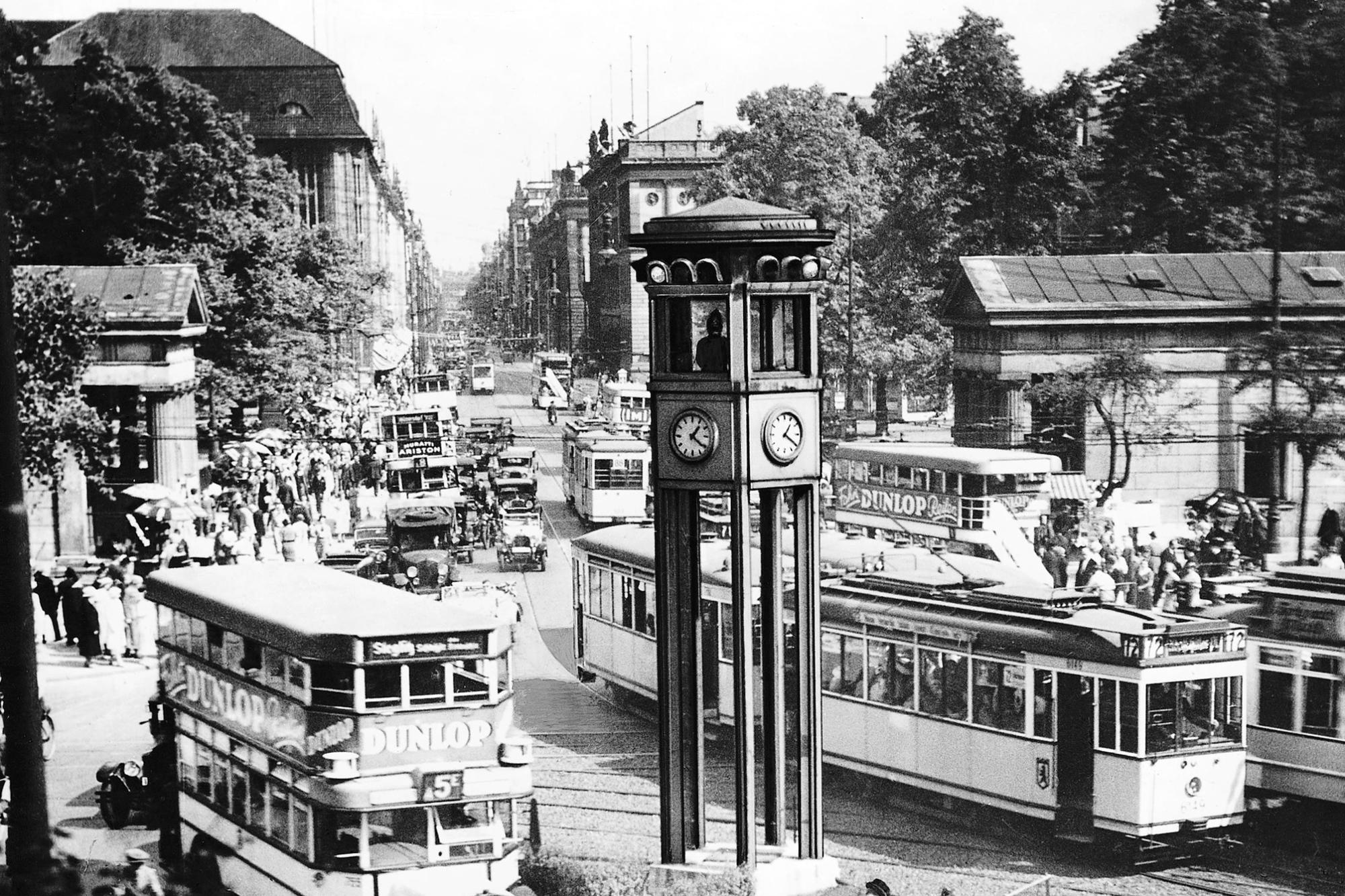 100 Jahre Ampel - Licht und Ordnung