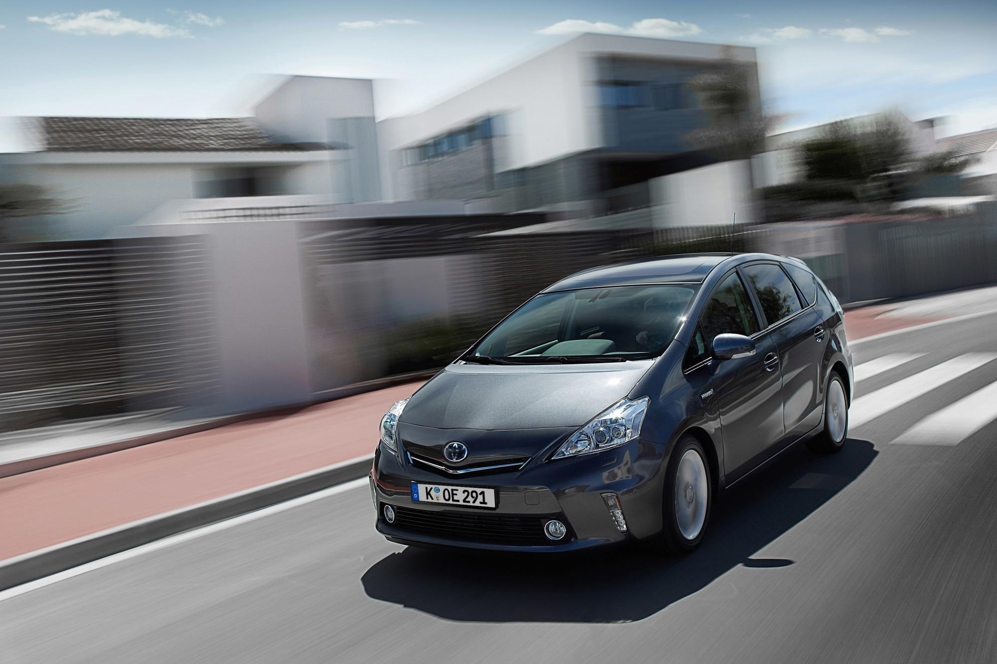 Test: Toyota Prius Plus - Sieben auf einen Streich