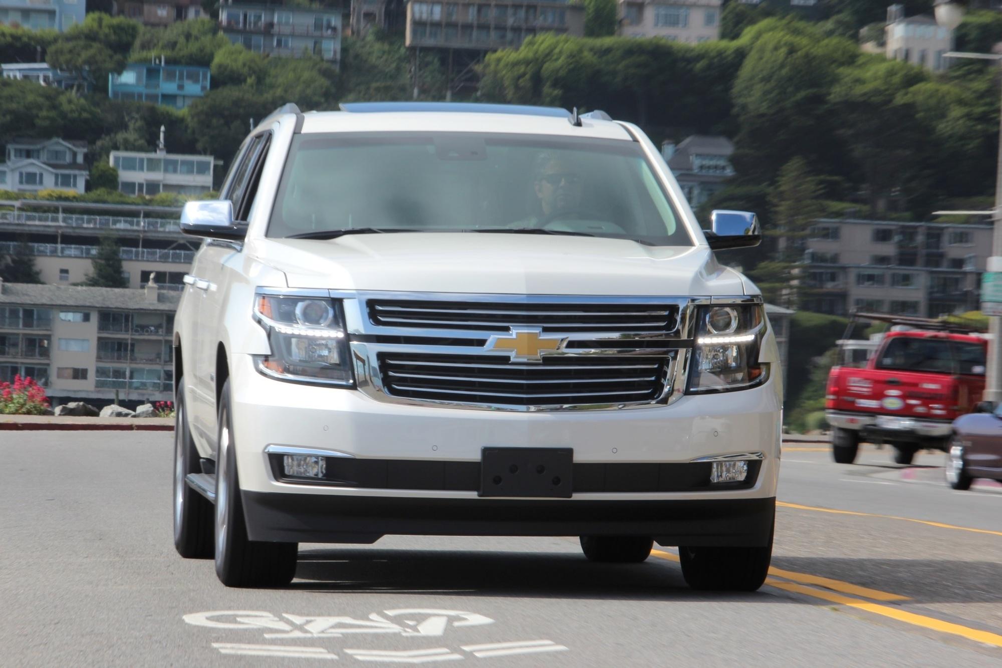 Fahrbericht: Chevrolet Tahoe - Heute ein König