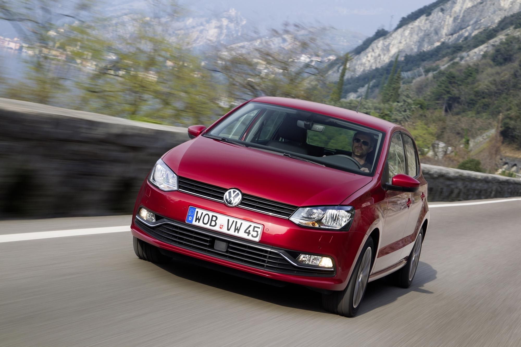 Test: VW Polo 1.2 TSI - Zum Golf geliftet