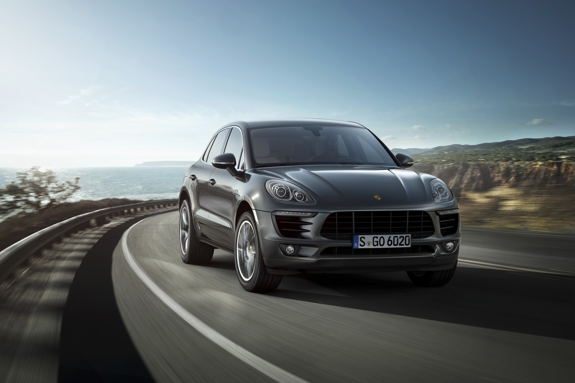Test: Porsche Macan S Diesel - Der Vernunft-Sportwagen