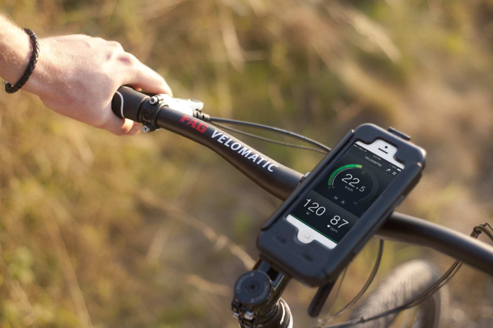 Vollautomatische Fahrradschaltung - Selber treten, schalten lassen