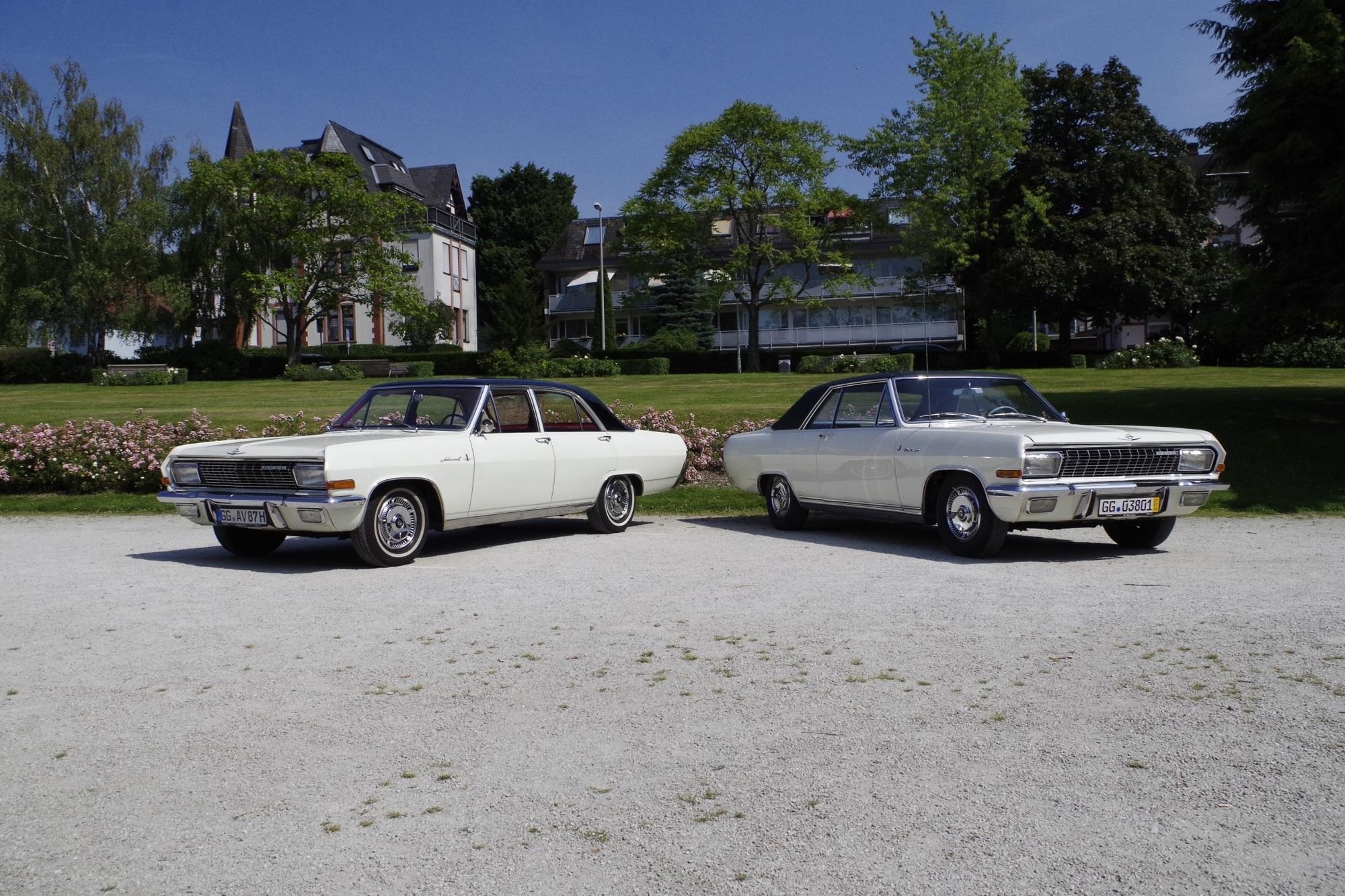Oldtimer Fahrbericht: Opel KAD A - Ganz schön (ober)klasse