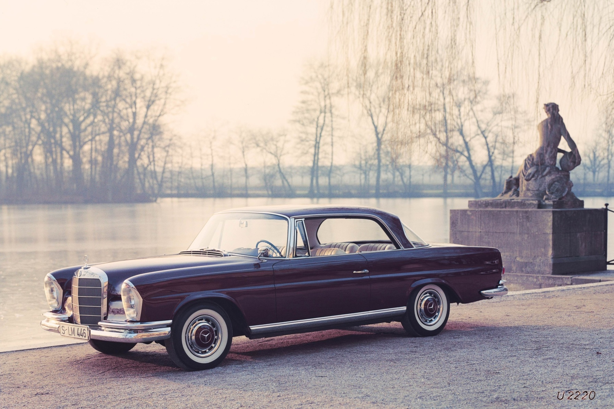Tradition: Mercedes-Benz S-Klasse Coupés - Dezente Kraft und Herrlichkeit