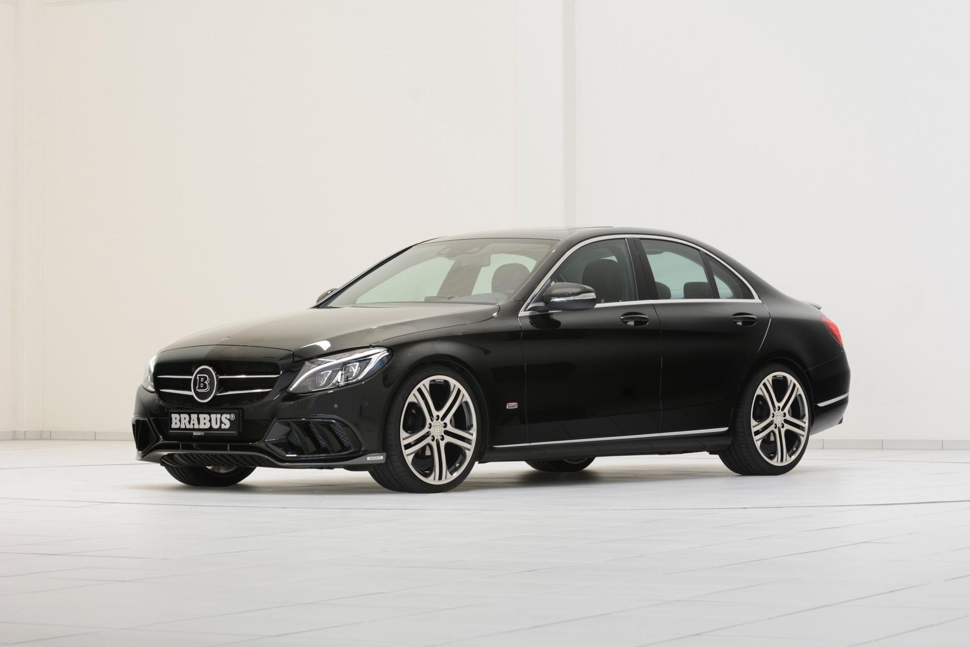 Tuning für die Mercedes C-Klasse - Dezent anders