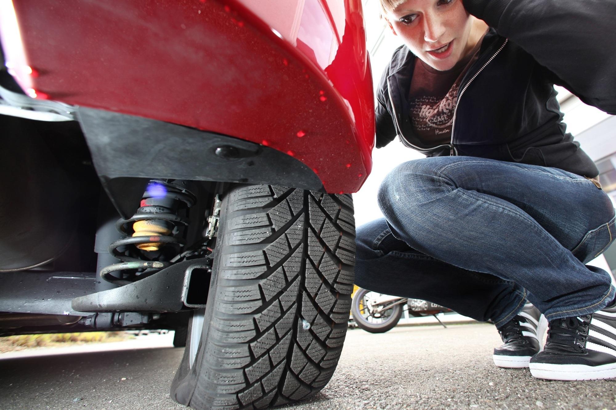 Reifenpannen - Die Sache mit der Platz-Angst