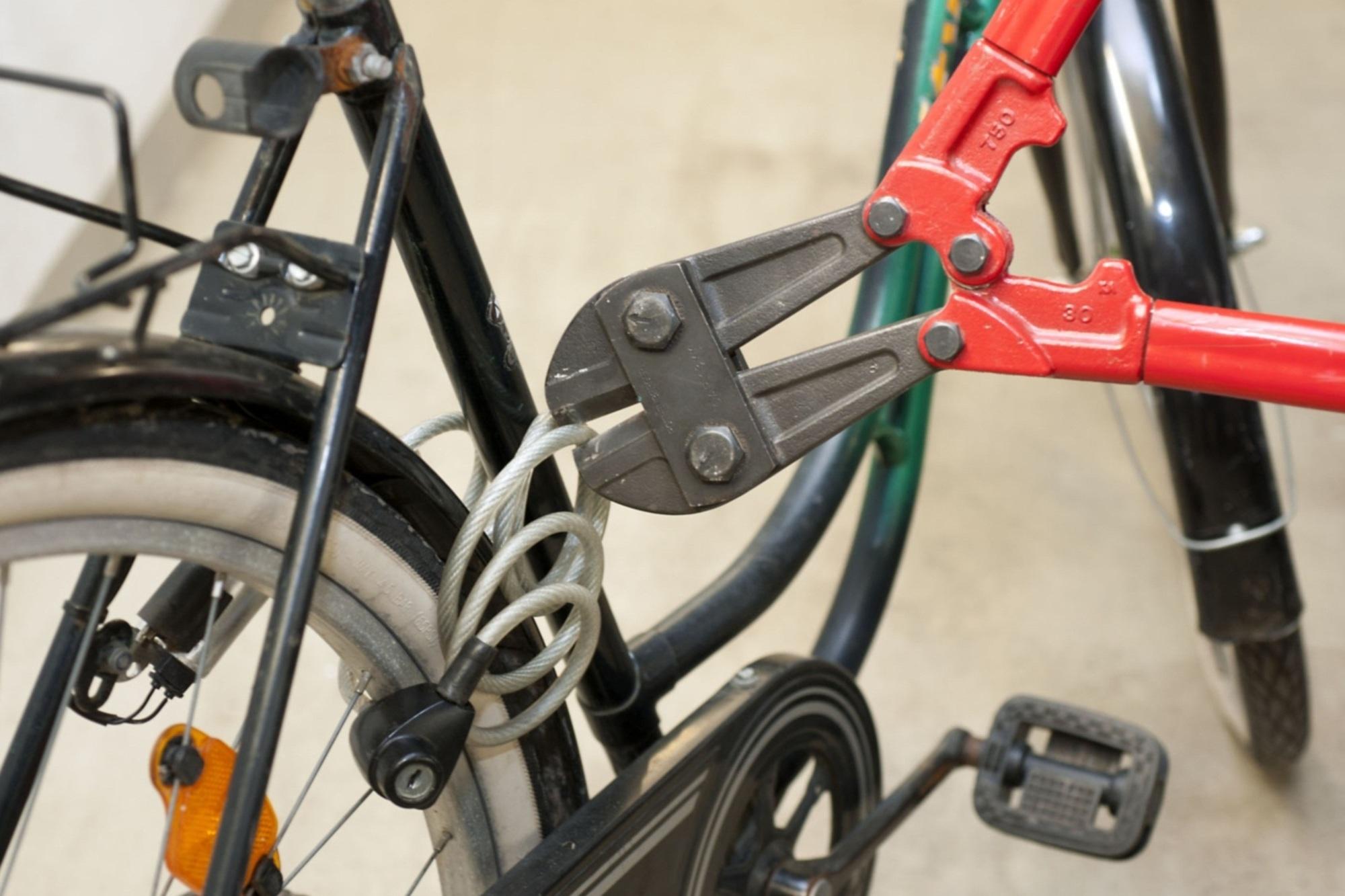 Schutz vorm Fahrradklau - Mit Kette, Code und Quittung