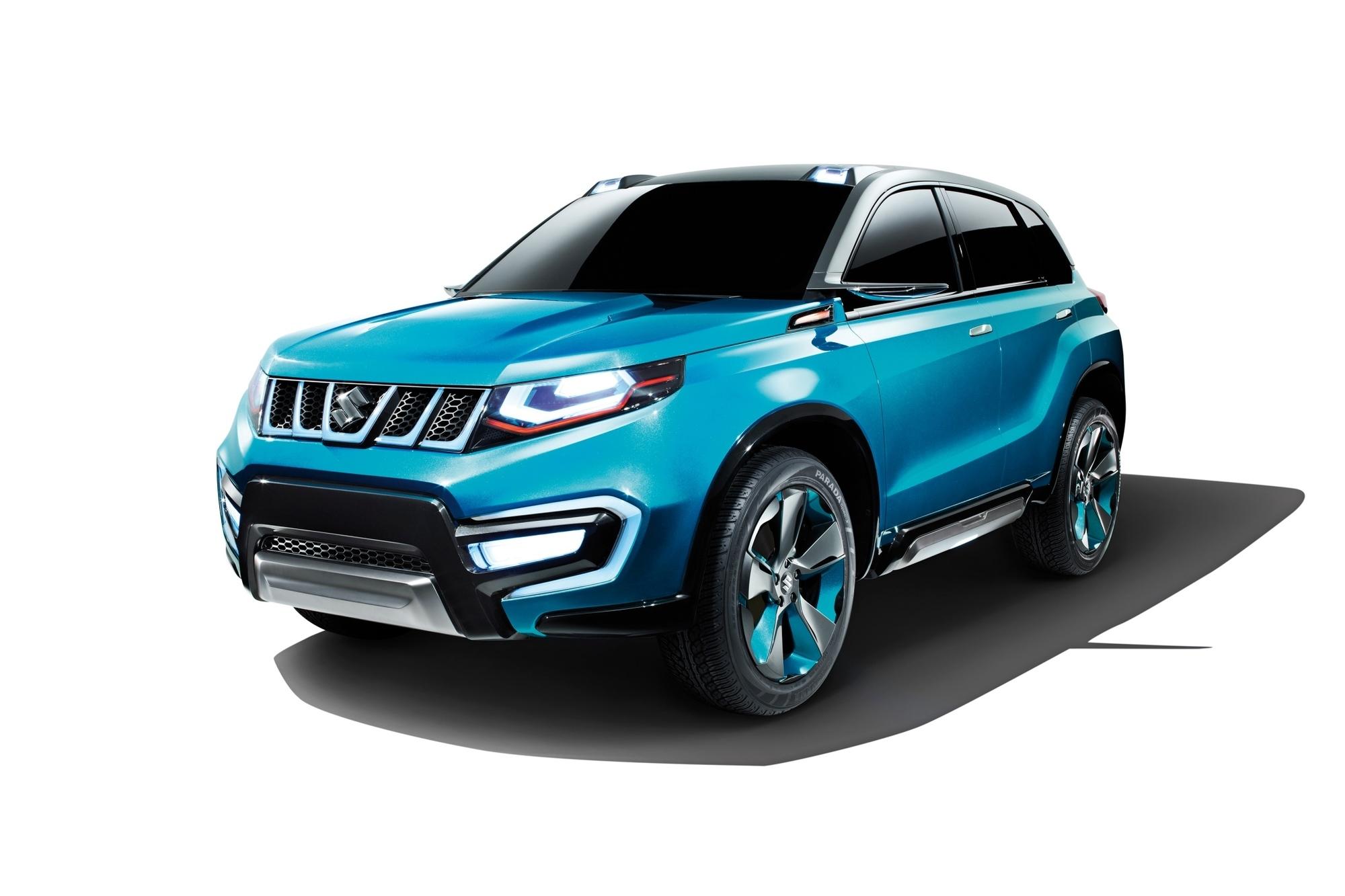 Suzuki iV-4 - Neues SUV kommt Anfang 2015