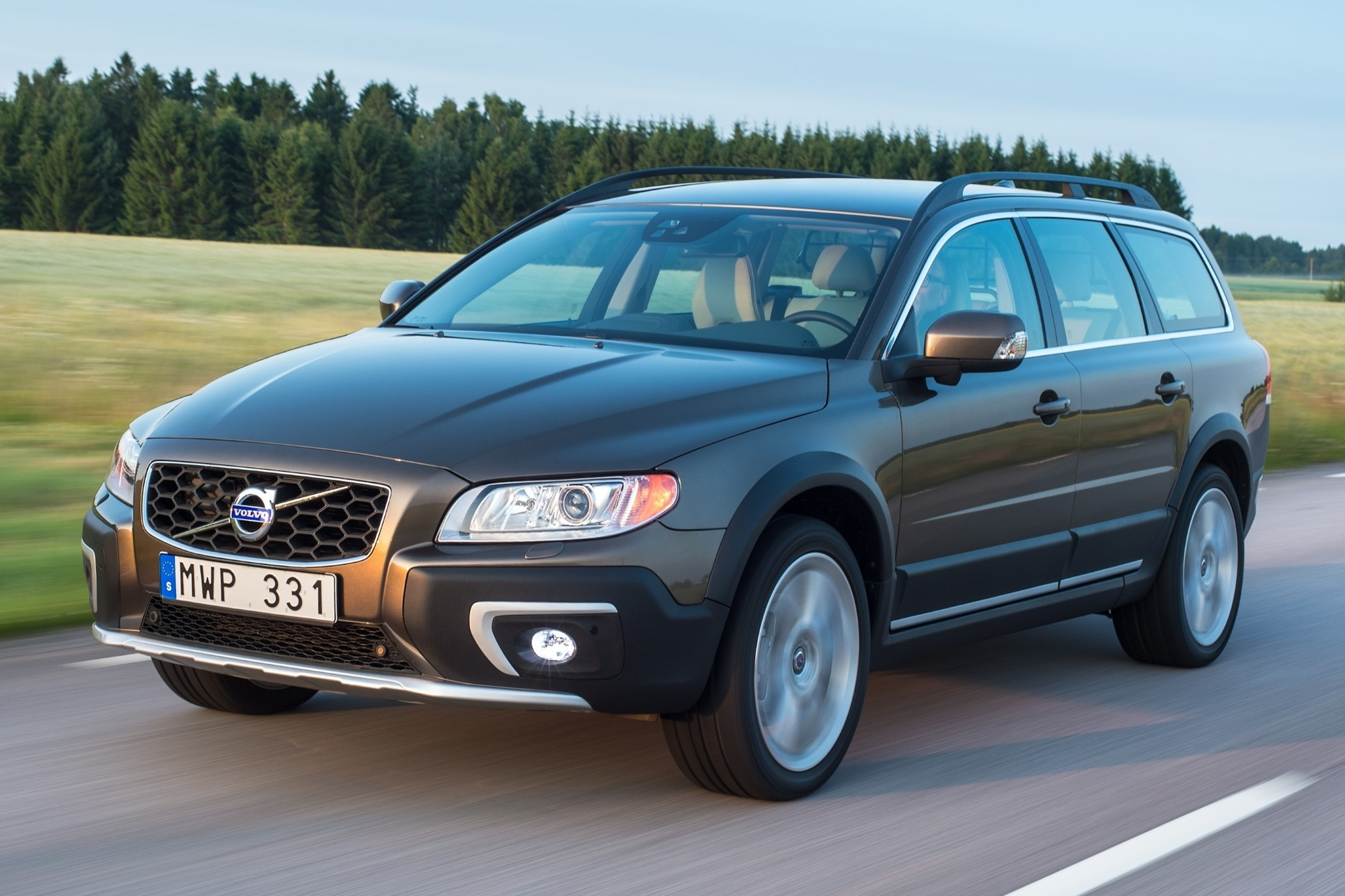 Test: Volvo XC70 D4 - Version Landlust